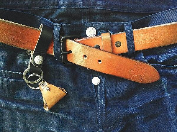Bí quyết sử dụng dây lưng nam vintage chuẩn nhất