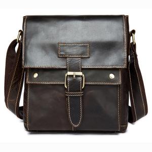 Túi da thật đeo chéo TM231