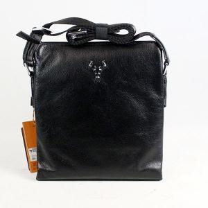 Túi da nam đeo chéo da thật TM227D