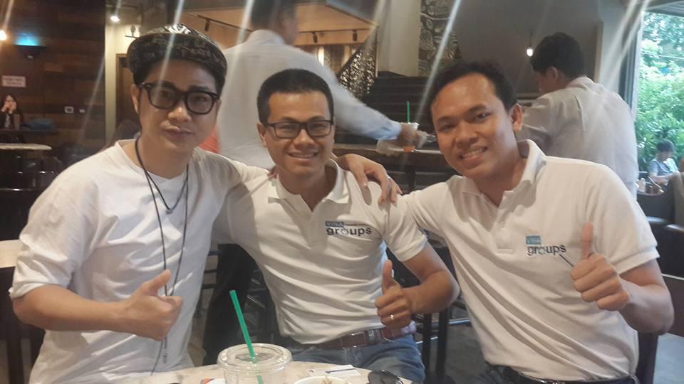 Cafe cùng ca sĩ Quách Tuấn Du