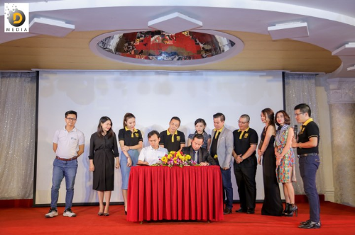 Giải pháp điện tử hóa kinh tế DTech cho cộng đồng khởi nghiệp và SME
