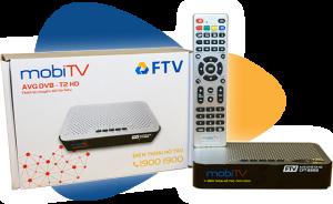 Đầu Thu kỹ thuật số FTV – MobiTV (Xem miễn phí hàng tháng 55 kênh)