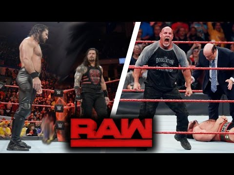 WWE RAW 31/10/2016 Highlights - WWE Monday Night Raw 31 October 2016 Highlights