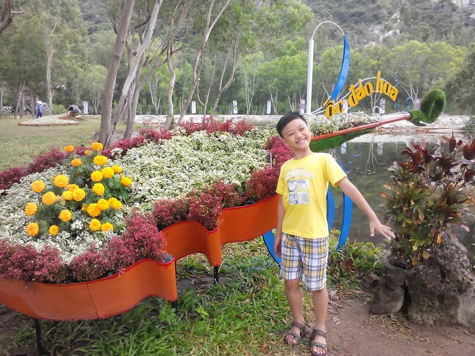 Suối Hoa Lan, Nha Trang - Tết Bính Thân 2015