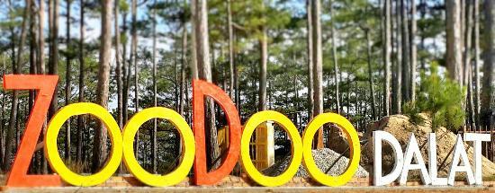 ZooDoo - Điểm du lịch mới cho tour Đà Lạt - Nha Trang