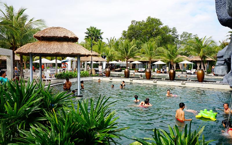 HỒ CỐC - BÌNH CHÂU 3N2Đ - Resort 4*