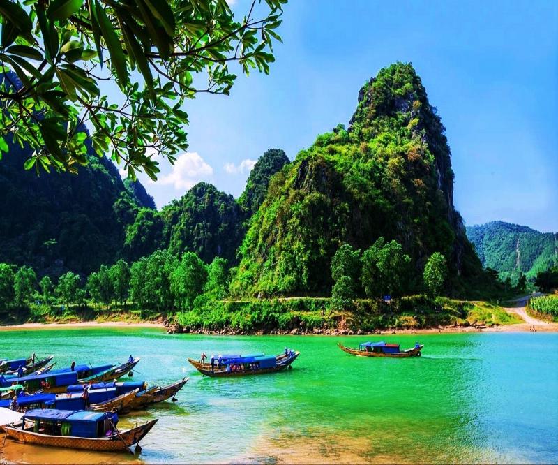 Đà Nẵng - Huế- Động Thiên Đường/ Phong Nha 2N1Đ - Thứ 2, 6