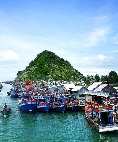 Châu Đốc - Trà Sư - Hà Tiên - Quần Đảo Bà Lụa 3N2Đ (Thứ 6)