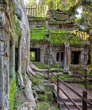 Campuchia 4N3Đ: Siêm Riệp - Phnôm Pênh (Mùng 2, 3, 4, 6)