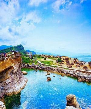 Đài Loan 5N5Đ: Đài Bắc - Đài Trung - Nam Đầu - A Lý Sơn - Cao Hùng (Mùng 5)