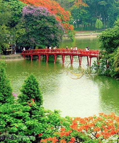 Tour Bắc 3N2Đ (Thứ 5): Hà Nội - Tràng An – Đảo Kong – Chùa Bái Đính - Hạ Long – KDL Yên Tử
