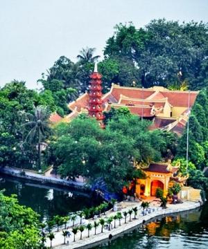 Tour Bắc 5N4Đ (Thứ 5): Hà Nội - Tràng An – Đảo Kong – Bái Đính - Hạ Long – KDL Yên Tử - Chùa Hương