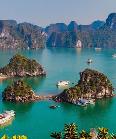 Tour Bắc 4N3Đ (Thứ 5): Hà Nội - Tràng An – Đảo Kong – Chùa Bái Đính - Hạ Long – KDL Yên Tử