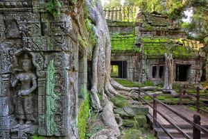Campuchia 4N3Đ: ANGKOR WAT - SIEM REAP - PHNOMPENH- Thứ 5