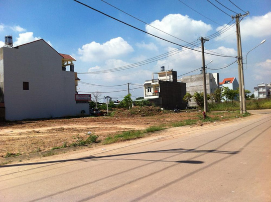 """Đất nền khu Nam TP HCM: """"Ăn chắc mặc bền"""""""