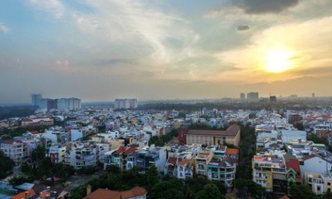 Nhà phố, đất nền khu Đông sôi động nhất TP.HCM