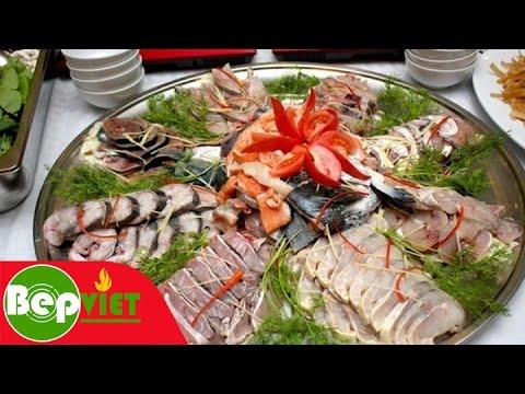 Gỏi cá Miền Trung - Món ngon mỗi ngày