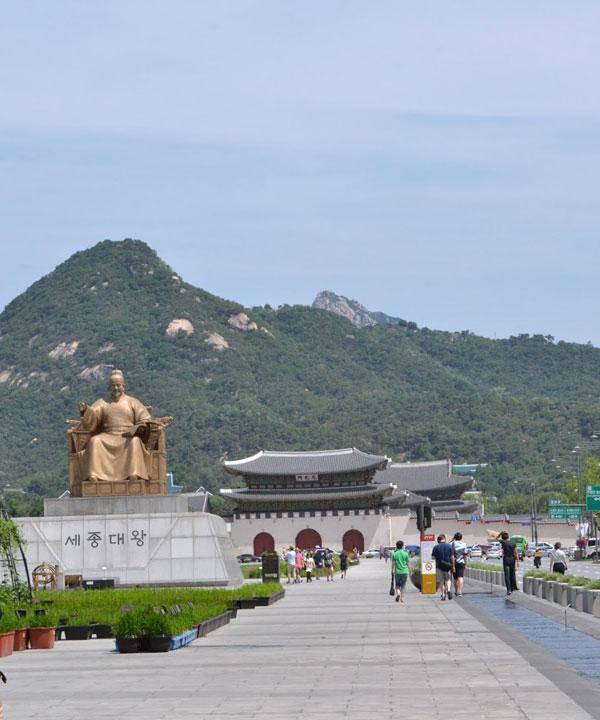 Tour Du Lịch Seoul - Everland - Nami 4N4Đ