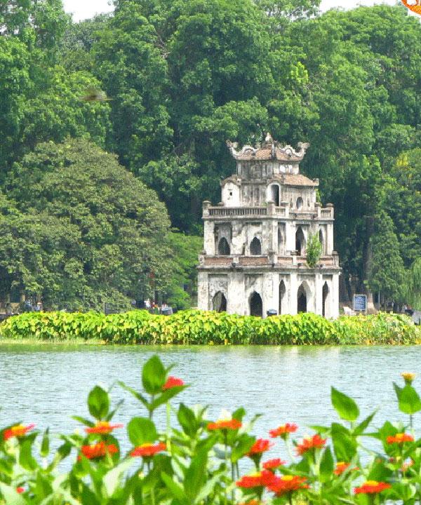 Tour Hà Nội - Ninh Bình - Hạ Long - Yên Tử - Sapa 6N5Đ