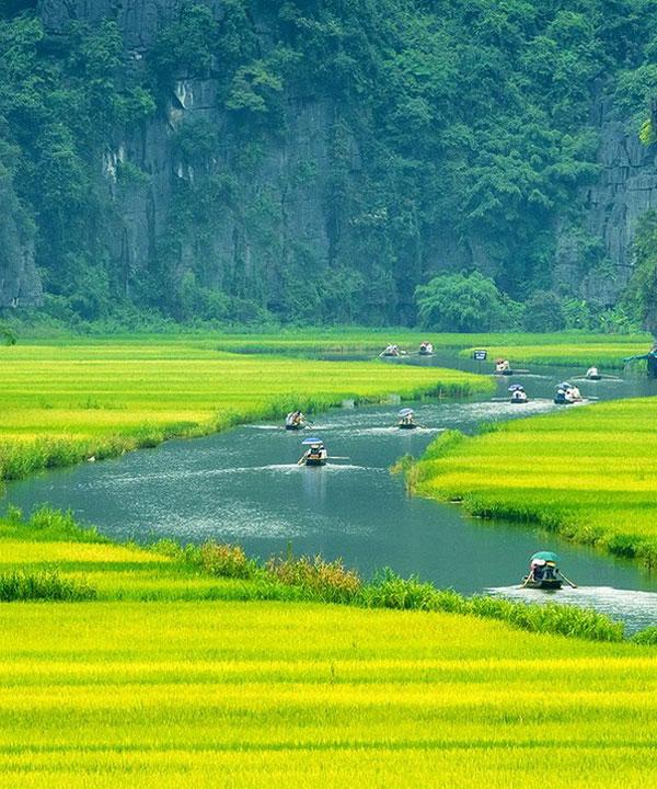 Tour Hà Nội - Bái Đính - Tràng An - Hạ Long - Yên Tử 4N3Đ