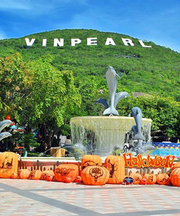 Tour Nha Trang - Đảo Bình Ba - Vinpearlland