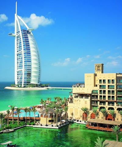 TP.HCM – DUBAI – ABU DHABI - TP.HCM