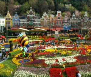 DU LỊCH HÀN QUỐC  Seoul - Jeju - Nami - Everland