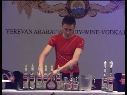 Barman Show: Flairing