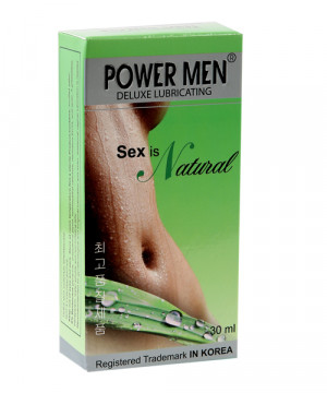 Gel Bôi Trơn Powermen Natural 30ml