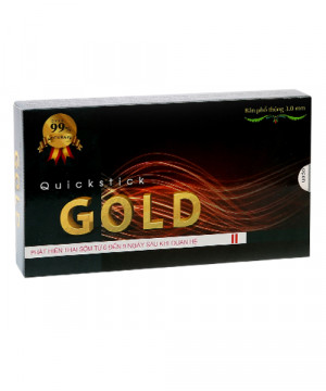 Que thử thai Quickstick GOLD 3mm