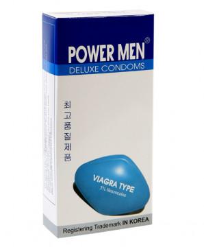 Bao Cao Su Powermen Viagra Type Hộp 12 Chiếc
