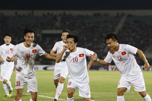 Myanmar – Việt Nam: Đẳng cấp thủ quân (bảng B AFF Cup 2016)