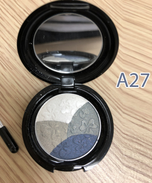 PHẤN MẮT AERY JO COLOR PARTY EYESHADOW #No 101 Blue Party