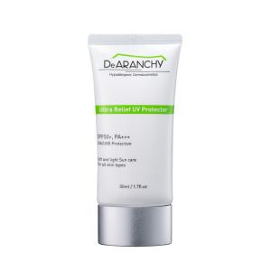 Kem chống nắng dịu nhẹ, an toàn cho da nhạy cảm DeARANCHY Ultra Relief UV Pro-tector SPF50+ PA+++ 50
