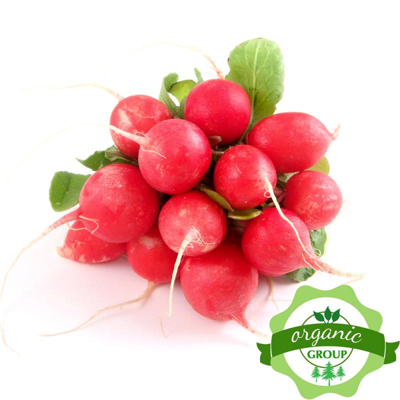 Củ cải đỏ Nhật Organic