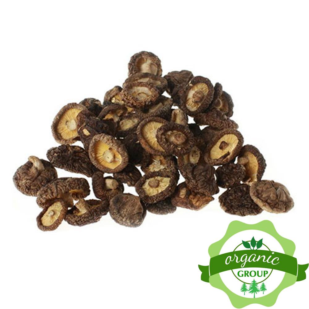 Nấm hương khô Bắc Kan Organic