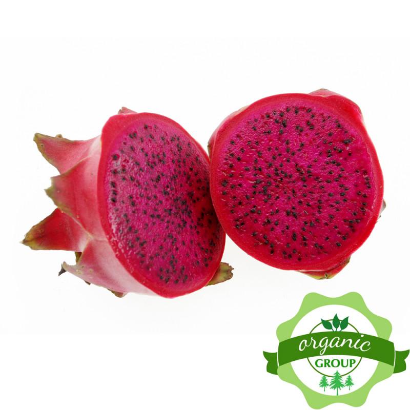 Thanh long ruột đỏ Organic