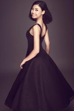 Với lợi thế chiều cao 1,74 m, Đào Thị Hà có nhiều cơ hội làm người mẫu. Bản thân người đẹp cũng mong