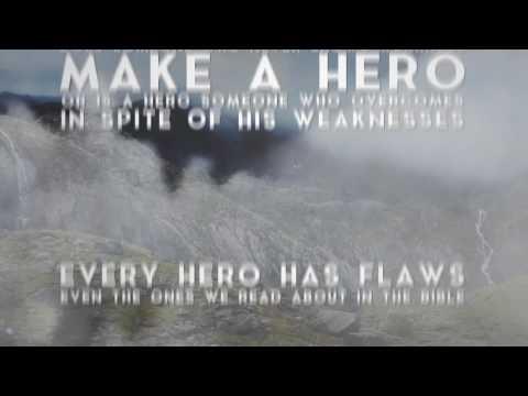 Flawed Hero Bumper