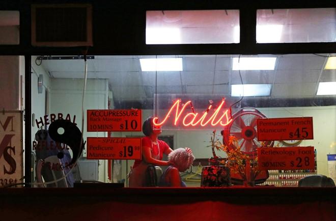 Làm móng ở Mỹ: Người lương cao, kẻ nhận thù lao rẻ mạt
