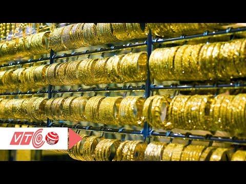 Vàng giả lại 'tung tăng' ở thị trường Việt | VTC