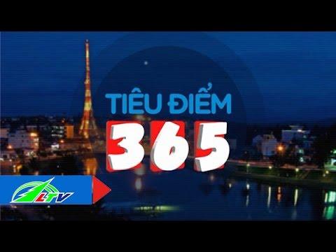 Tiêu điểm 365 - 04/11/2016 | LTV Lâm Đồng TV