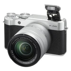 Máy Ảnh Fujifilm X-A10 + 16-50mm II