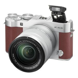 Máy Ảnh Fujifilm X-A3 + 16-50mm II