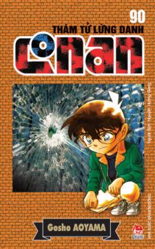 Thám Tử Lừng Danh Conan - Tập 90