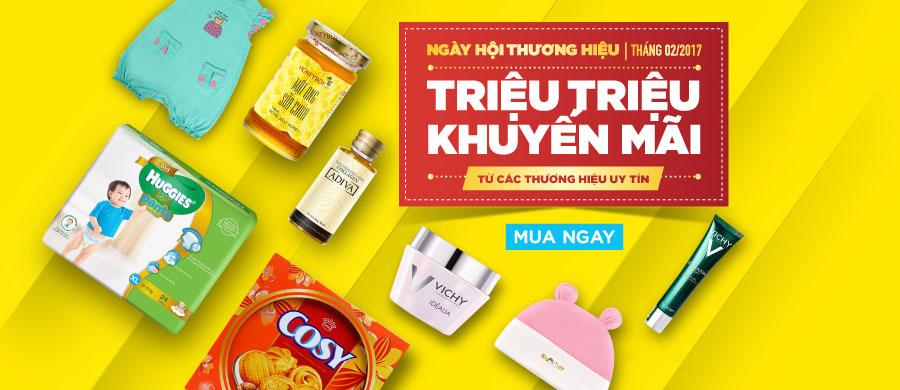 Ngày hội thương hiệu hàng Việt