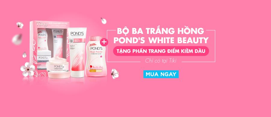 BỘ BA POND'S BEAUTY WHITE