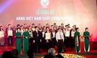 Nhựa Long Thành nhận danh hiệu hàng Việt Nam chất lượng cao 2017