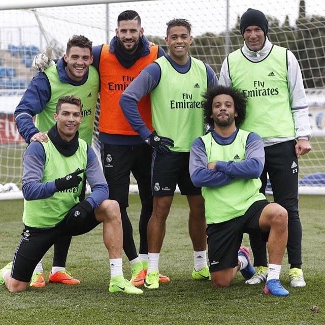 Ronaldo đem tin vui đến cho Real Madrid