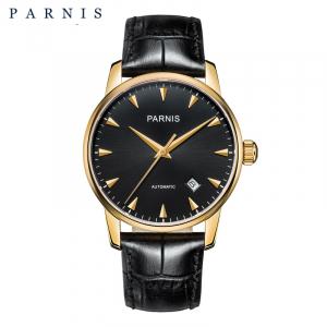 Thiết kế kinh điển đồng hồ nam Parnis PA6038-2